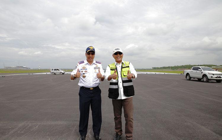 Bandara Kertajati Siap Layani Haji 2018
