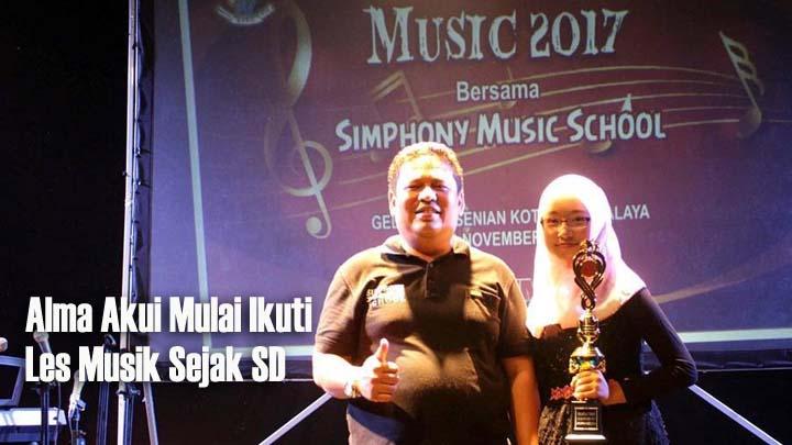 Seni Berbuah Prestasi Dari Alma Neysa Maheltra, Violinist Asal Kota Tasikmalaya (3)