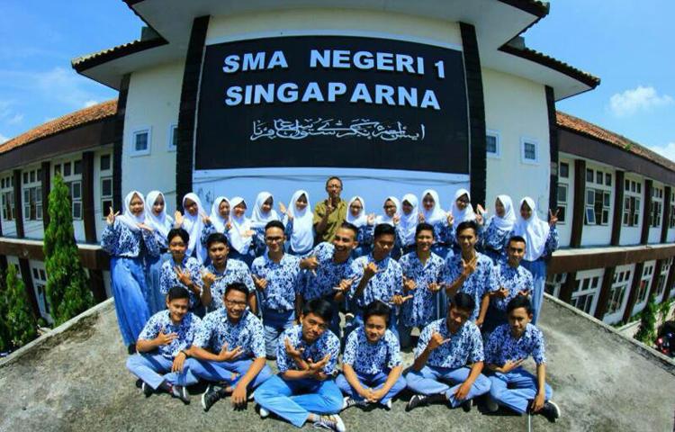 SMAN 1 Singaparna