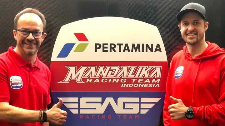 Tim MotoGP Indonesia Resmi Dapat Partner Berlaga di Kelas Moto2 Tahun 2021 (2)