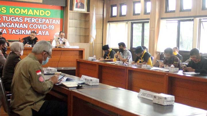 Walikota Siap Bantu Bansos Kemensos Sesuai Kemampuan