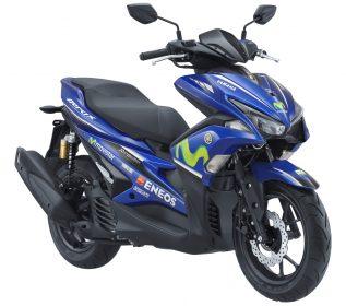 Aerox Movistar Yamaha