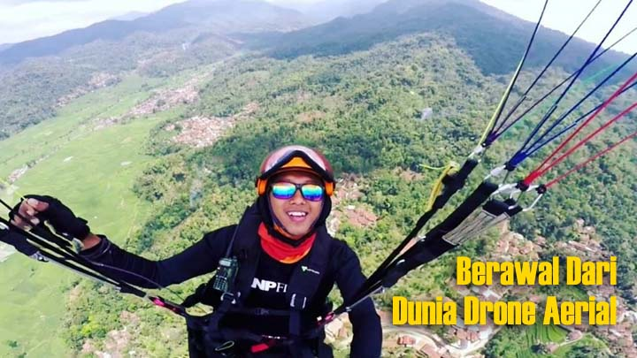 Cepy Rahmat Nugraha: Sosok Atlet Paralayang Dari Kabupaten Tasikmalaya