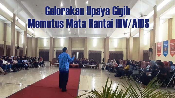 Di Kabupaten Ciamis, Penyebaran HIV/AIDS Masih Sangat Tinggi