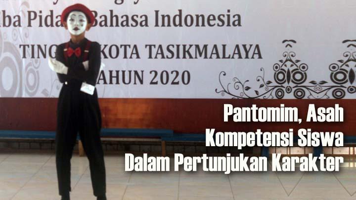 Di Luar Prediksi! Lomba Pantomim di FLS2N Paling Dinanti Peserta