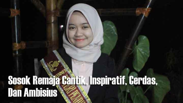Irma Agustina, Putri Pendidikan Remaja Indonesia 2020 Asal Tasikmalaya