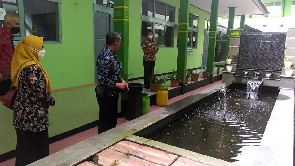 SMPN 6 Kota Tasikmalaya Siap Ikuti Anugrah Adiwiyata Tingkat Nasional