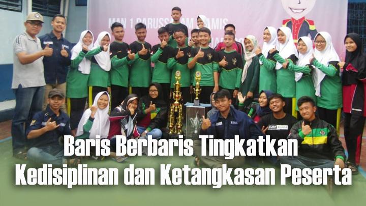 SMPN 1 Tambaksari Juarai Gebyar MAN 1 Darussalam