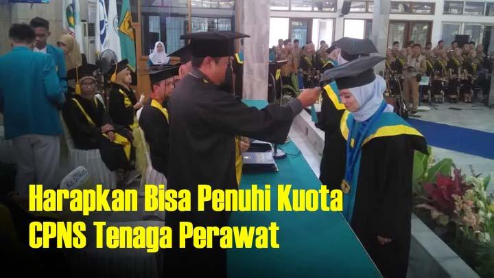 STIKes Karsa Husada Garut Wisuda 495 Diploma dan Sarjana