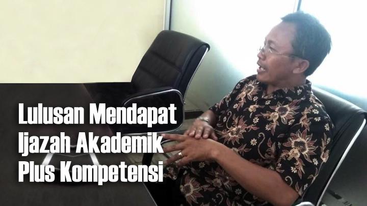 STMIK DCI, Inisiator Program Vokasi Magang