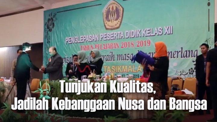 Walikota Harapkan Wisudawan Jadi Pribadi Mandiri